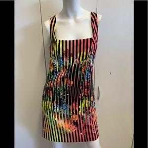 NWT, MARY KATRANTZOU DRESS, SIZE 10, #RRR